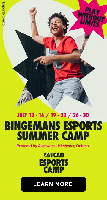 ESports Day Camp