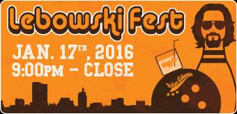 Lebowskifest 2016