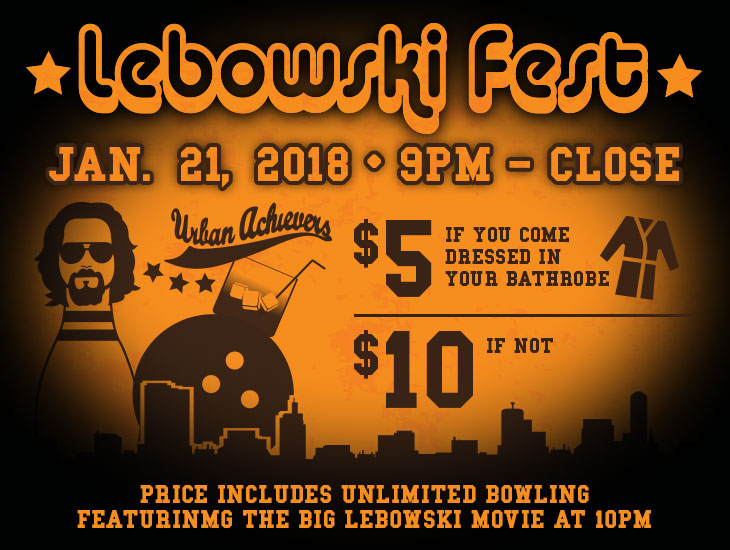Lebowskifest - 2018