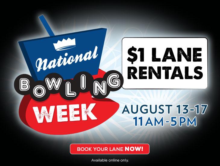National Bowling Week 2018