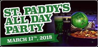 St. Patricks Party - 2018